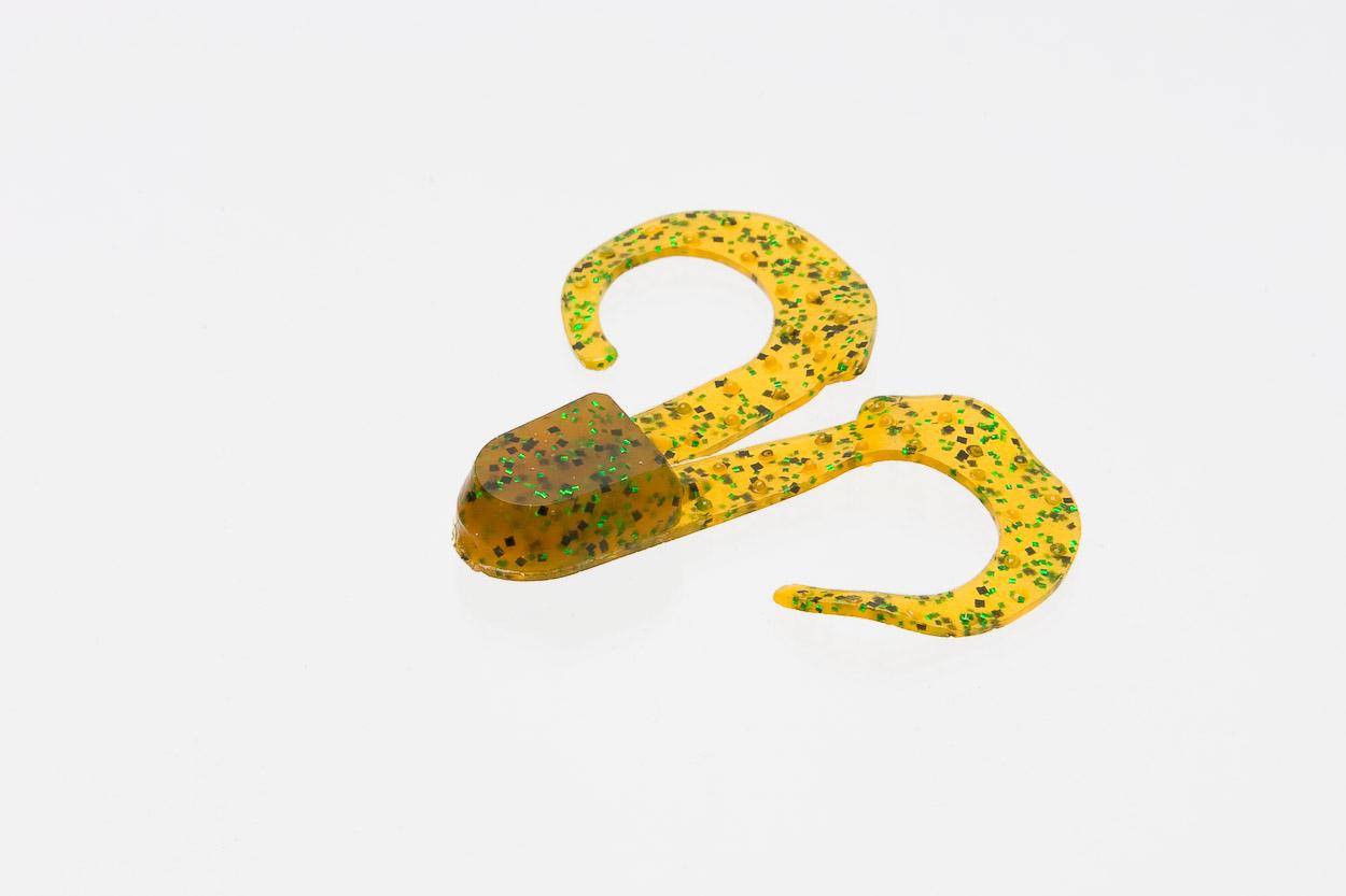 043-097, Swimmin' Chunk, Rootbeer Pepper Green