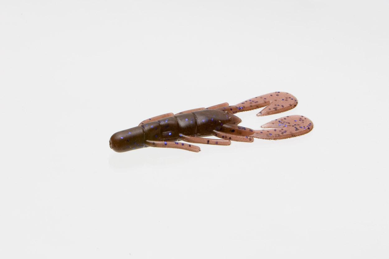 080-226, Ultravibe Speed Craw, Cinnamon Purple