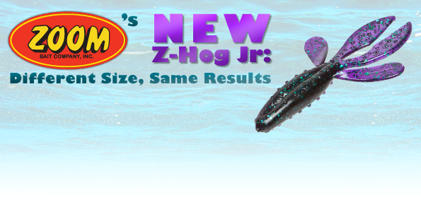 Zoom's New Z-Hog Jr: Different Size, Same Results