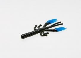 014-128, Lil Critter Craw, Black Blue Claw