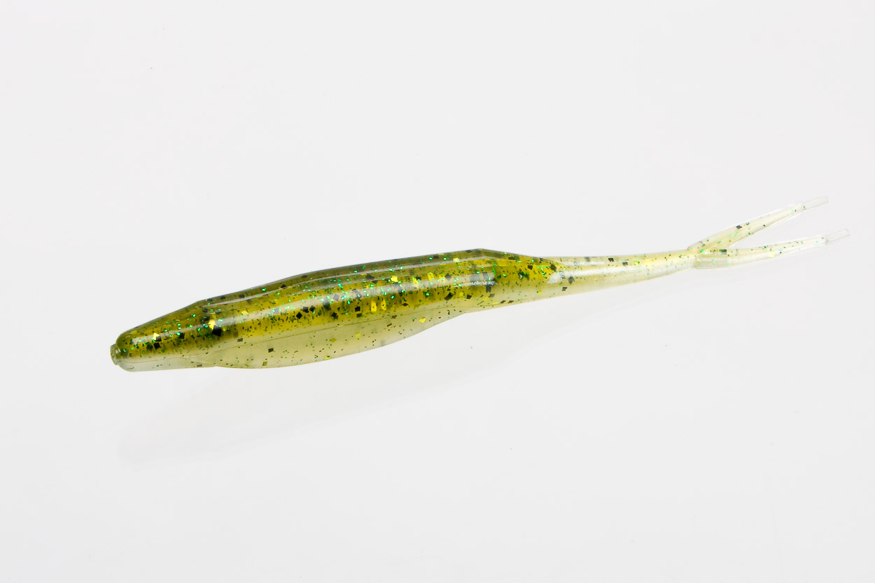 rigging the versatile zoom super fluke – zoom bait, Soft Baits
