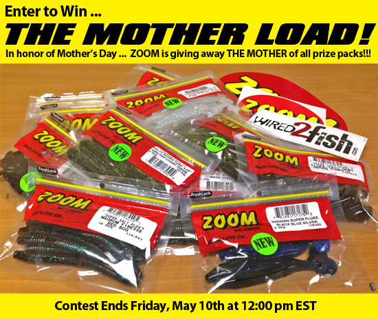 zoom bait giveaways galore! – zoom bait, Soft Baits