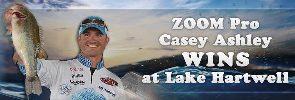 ZOOM Pro Casey Ashley WINS At Lake Hartwell