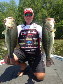 Photo Credit: Randall Tharp's Facebook – BASS Day on the Lake