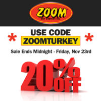 Black Friday Sale – 20% OFF Entire Purchase