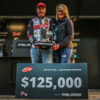 Terry Bolton's First FLW Tour Win | Top Baits From Sam Rayburn