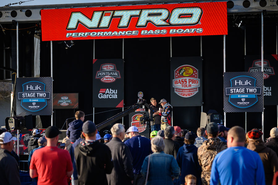 b965cd8323d 2019 MLF Bass Pro Tour Stage Two