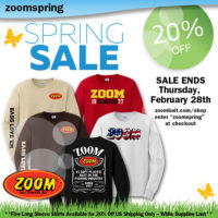Zoom Bait Spring Sale | 20% OFF Select Long Sleeve Shirts