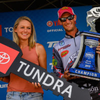 Zoom Pro Brandon Cobb Wins 2nd BASS Tournament This Season