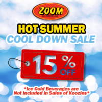 Check Out Zoom's – Hot Summer Cool Down Sale
